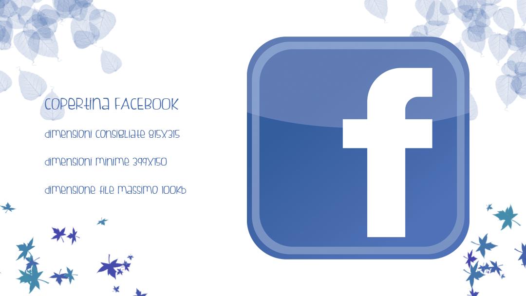 copertina facebook