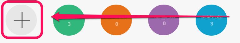 Creazione di una cerchia su Google+