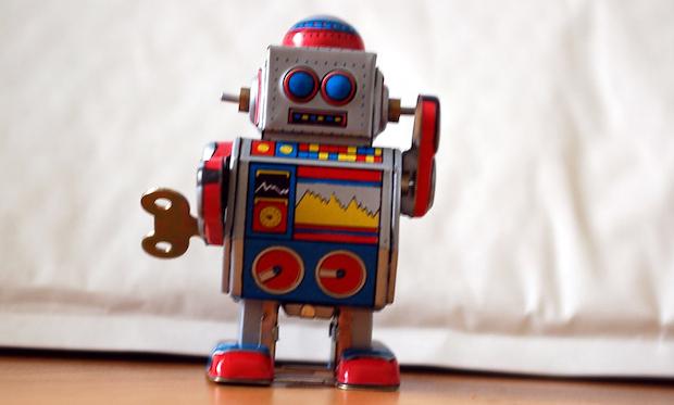 essere umani e non robots