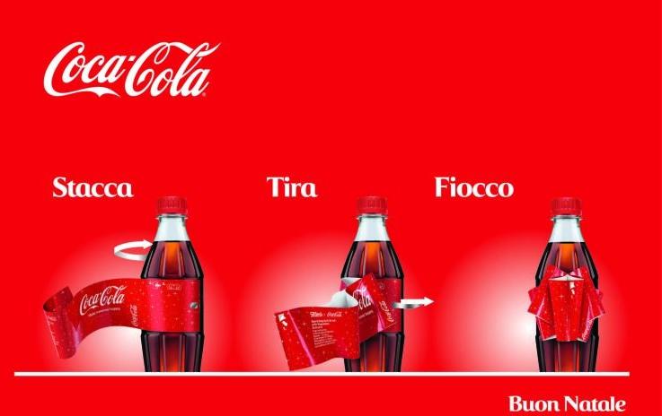 Coca Cola Fiocco 2014