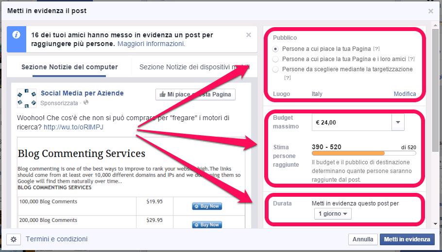 facebook-promozione-scelte