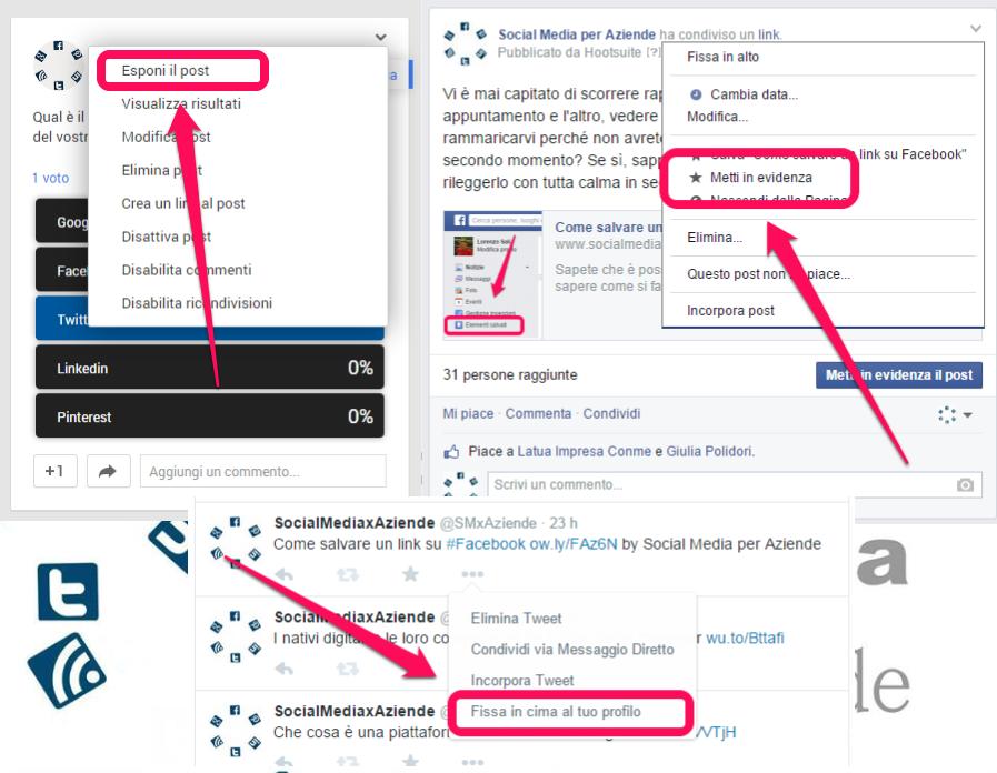 google-plus-esponi-il-post-facebook-metti-in-evidenza-twitter-fissare-in-cima-al-profilo