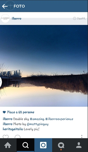 Il Borro _instagram