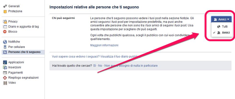 facebook-abilitare-segui