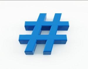 uso e abuso dell'hashtag