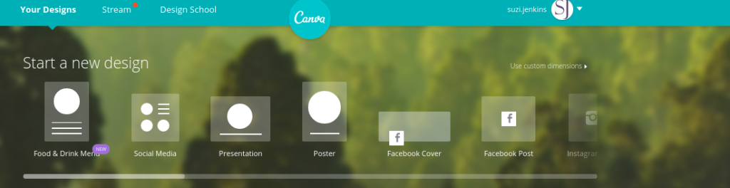 Your Designs   Canva