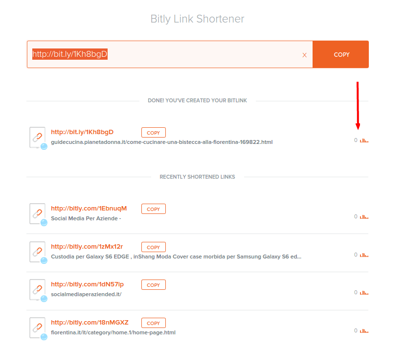 Shorten   Bitly