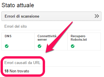 google-webmaster-tools-errori