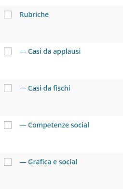 wordpress-categorie-gerarchia