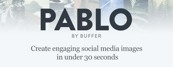Social Media Images in 30 Seconds Flat  Meet Pablo by Buffer