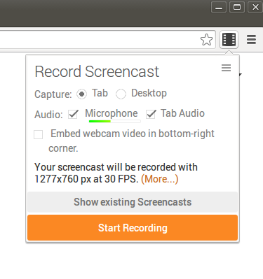 Screencastify  Screen Video Recorder