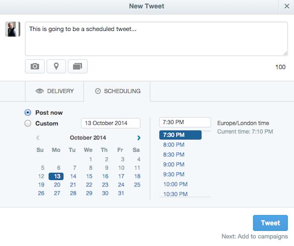 schedule-tweet-hack